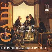 Gade: Octet Op 17, Sextet Op 44 / Berlin Philharmonic Octet