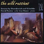 The Wild Russians - Schnittke, Shostakovich / Pereira, Moore
