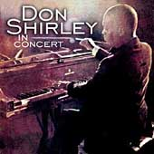 Don Shirley: Don Shirley in Concert [Bonus Tracks]