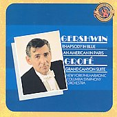 Expanded Edition - Gershwin, Grof&eacute;, etc / Bernstein, et al