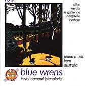 Blue Wrens / Trevor Barnard