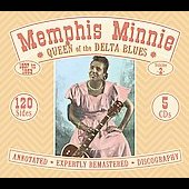 Memphis Minnie: Queen of the Delta Blues, Vol. 2 [Box]
