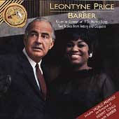 Leontyne Price sings Barber: Knoxville, etc / Barber