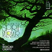 Hovhaness: Spirit Murmur;  Zhou Long / The Shanghai Quartet