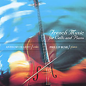 French Music for Cello and Piano