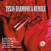 Various Artists: Texas Harmonica Rumble