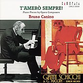 Piano Works - Ponchielli, Leoncavallo / Bruno Canino