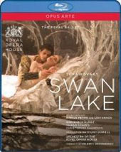 Tchaikovsky: Swan Lake / Ovsyanikov, Royal Ballet, Orchestra Of The ROH [Blu-Ray]