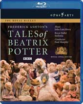 Lanchbery: Tales of Beatrix Potter / Royal Ballet, Ashton [Blu-Ray]