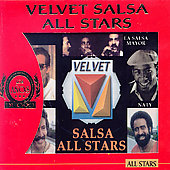 Various Artists: Velvet Salsa All Stars