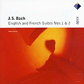 Bach J.s: English Suites Nos. 1 & 2, French Suites Nos. 1 & 2
