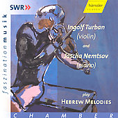 Hebrew Melodies / Turban, Nemtsov