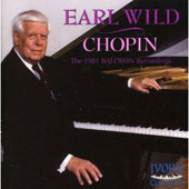 Chopin / Earl Wild - The 1981 Baldwin Recordings