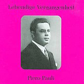 Lebendige Verganenheit - Piero Pauli