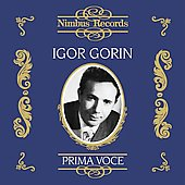 Prima Voce - Igor Gorin Vol 2