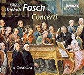 Fasch: Concerti from Dresden and Darmstadt / Il Gardellino Ensemble