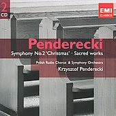 Gemini - Penderecki: Symphony no 2, etc / Polish Radio SO, et al