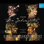 Haydn: The Seasons / Nikolaus Harnoncourt, et al