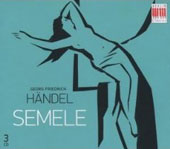 Handel: Semele / Koch, Werner, Pohl, B&uuml;chner, Lorenz, et al