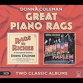 Rags to Riches/Havana to Harlem - Donna Coleman