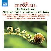 Creswell: Voice Inside; Alas! How Swift