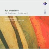 Rachmaninov: 24 Preludes; Suite No. 2