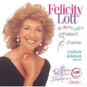 Felicity Lott s'amuse d'Offenbach &#224; Poulenc