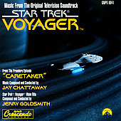 Jay Chattaway/Jerry Goldsmith: Star Trek Voyager: The Caretaker [Original TV Soundtrack]
