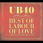 UB40: Best of Labour of Love [CD/DVD] [Digipak]