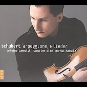 Schubert: Arpeggione Sonata; Der Hirt auf der Felsen