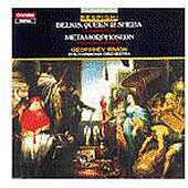 Respighi: Belkis-Queen of Sheba, etc / Simon, Philharmonia
