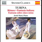 Turina: Piano Music, Vol. 6