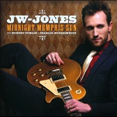 JW-Jones (Canadian Blues): Midnight Memphis Sun *