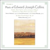 Edward Joseph Collins, Vol. X