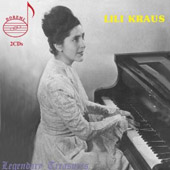 Legendary Treasures: Lili Kraus