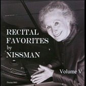 Recital Favorites By Nissman V