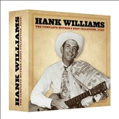 Hank Williams: The  Complete Mother's Best Recordings... Plus! [Box]