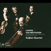 Beethoven: String Quartets Op. 59; String Quintet