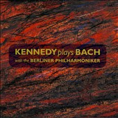 Nigel Kennedy plays Bach