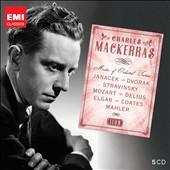 Icon: Charles Mackerras - Master of Orchestral Texture / Mozart, Dvorak, Delius, Elgar, et al. [5 CDs]