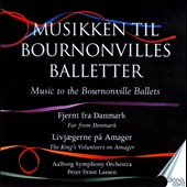 Musikken til Bournonvilles Balletter, Vol. 5: Fjernt fra Danmark, Livjaegerne p&#229; Amager