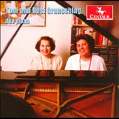 J.C. Bach / Toni & Rosi Grunschlag Piano Duo