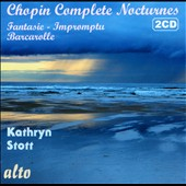 Chopin: Complete Nocturnes / Kathryn Stott, piano