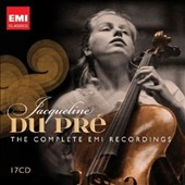 Jacqueline Du Pre / The Complete EMI Recordings