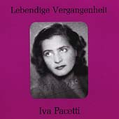 Lebendige Vergangenheit - Iva Pacetti