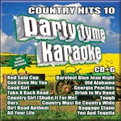 Karaoke: Party Tyme Karaoke: Country Hits, Vol. 10