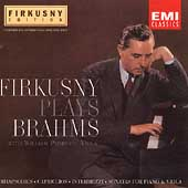 Firkusny Edition - Firkusny Plays Brahms