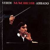 Verdi: Macbeth / Abbado, Verrett, Cappuccilli, Domingo et al