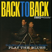 Duke Ellington/Johnny Hodges: Back to Back