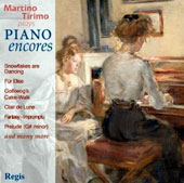 Martino Tirimo plays Piano Encores